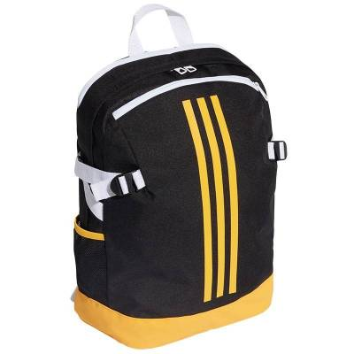 ADIDAS BP POWER IV NEGRO Y MOSTAZA