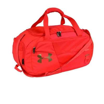 UNDER ARMOUR UNDENIABLE DUFFLE 4.0 ROJO