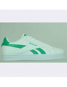 REEBOK ROYAL COMPLETE 3 LOW BLANCO VERDE UNISEX