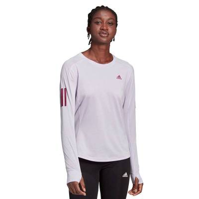 ADIDAS CAMISETA OWN THE RUN BLANCO MUJER