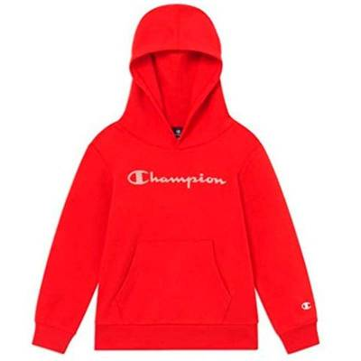 CHAMPION SUDADERA CLASSICS ROJO JUNIOR