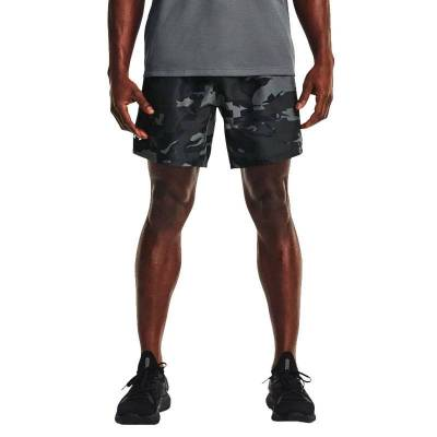 UNDER ARMOUR SHORT SPEED STRIDE PRINT NEGRO HOMBRE