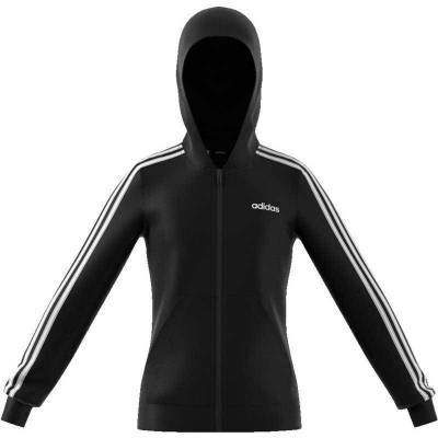 ADIDAS ESSENTIALS 3S FULL HOODIE JUNIOR