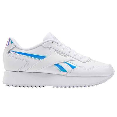 REEBOK ROYAL GLIDE RIPPLE DOUBLE BLANCO MUJER