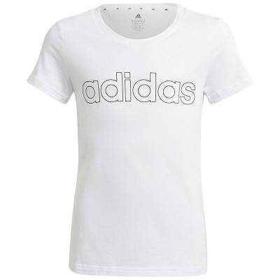 ADIDAS CAMISETA ESSENTIALS BLANCO JUNIOR