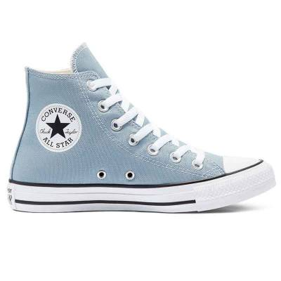 CONVERSE CHUCK TAYLOR ALL STAR HIGH GRIS MUJER