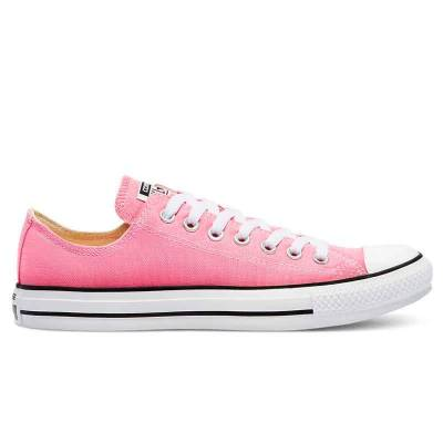 CONVERSE CHUCK TAYLOR ALL STAR LOW ROSA CLARO MUJER
