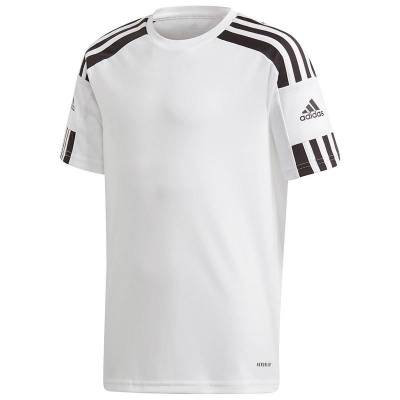 ADIDAS CAMISETA SQUADRA 21 BLANCO JUNIOR