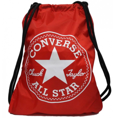 CONVERSE BIG LOGO CINCH ROJO