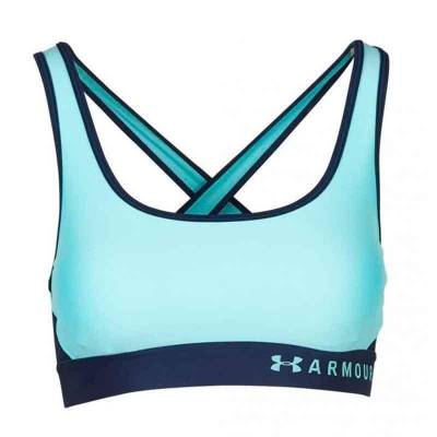 UNDER ARMOUR MID CROSSBACK MUJER