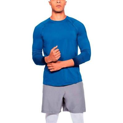 UNDER ARMOUR RAID 2.0 LS GRAPHIC MED AZUL KLEIN HOMBRE