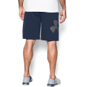 UNDER ARMOUR RIVAL EXPLODED GRAPHIC SHORT AZUL MARINO HOMBRE