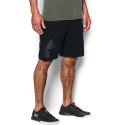 UNDER ARMOUR RIVAL EXPLODED GRAPHIC SHORT NEGRO HOMBRE