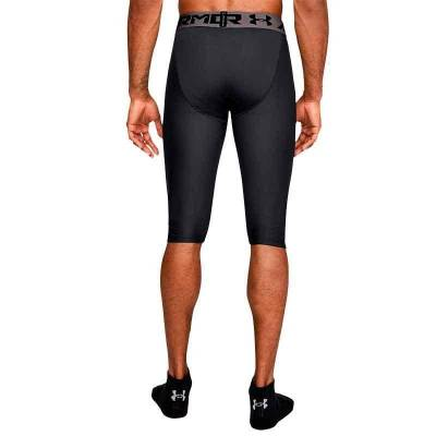 UNDER ARMOUR BASELINE KNEE TIGHT NEGRO HOMBRE