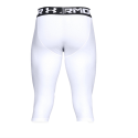 UNDER ARMOUR BASELINE KNEE TIGHT BLANCO HOMBRE