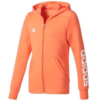 ADIDAS LINEAR FZ NARANJA JUNIOR