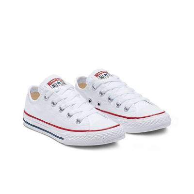 CONVERSE CHUCK TAYLOR ALL STAR LOW BLANCO NIÑO