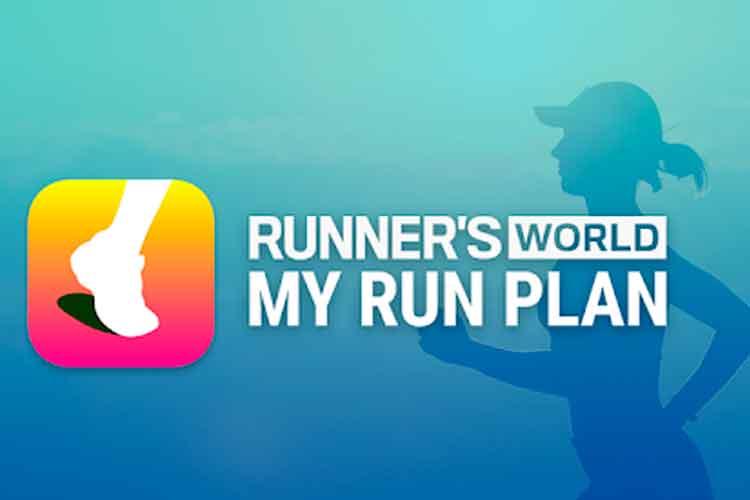 Mejores Aplicaciones running_My Run Plam