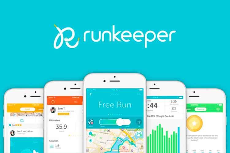 Mejores Aplicaciones running_Runkeeper